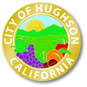 Hughson CITY LOGO